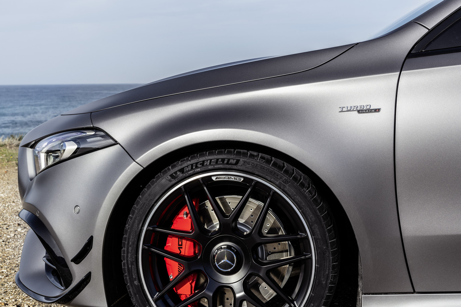 2020 Mercedes-AMG A45 S Wheels
