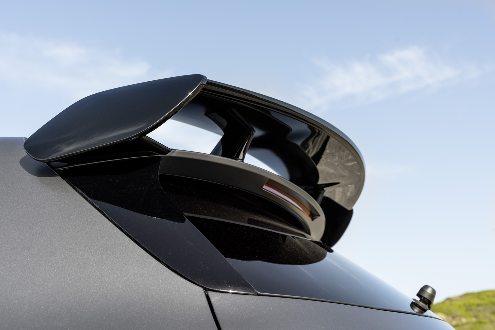 2020 Mercedes-AMG A45 S Aero Wing