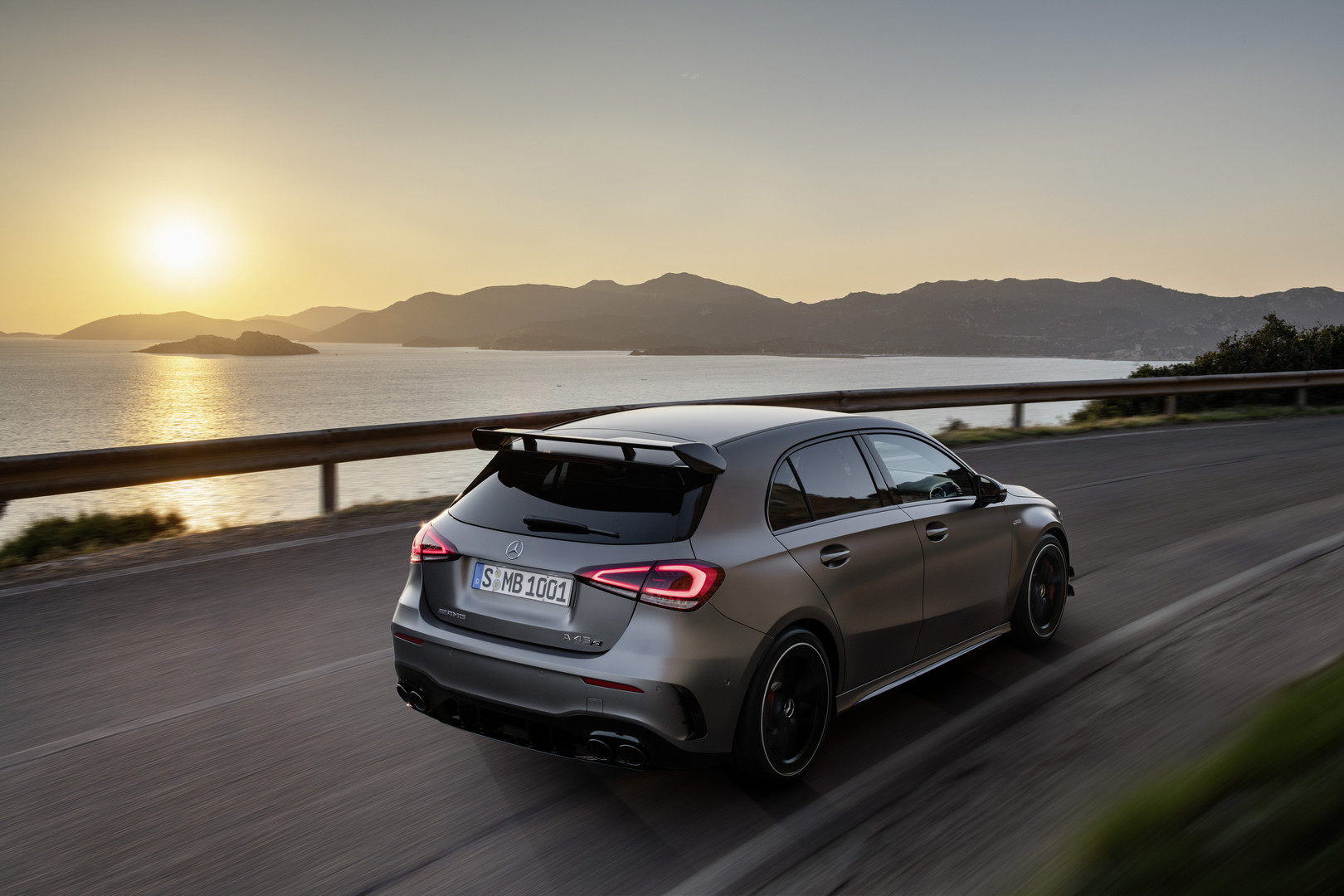 Mercedes-AMG A45 S Wallpaper