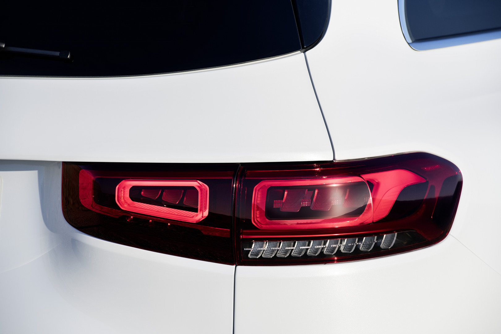 Mercedes-Benz GLB Rear Lights