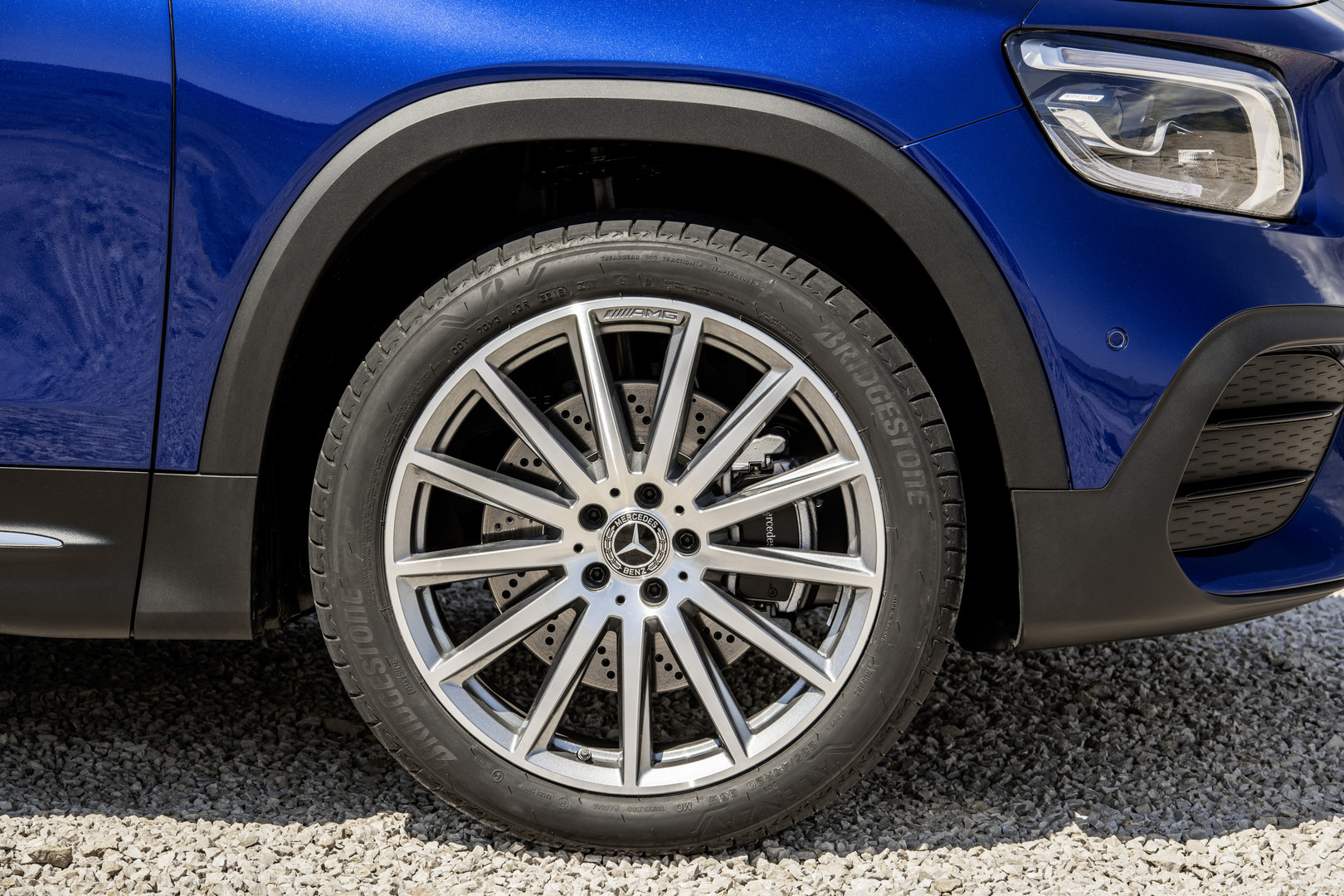 Mercedes-Benz GLB Wheels