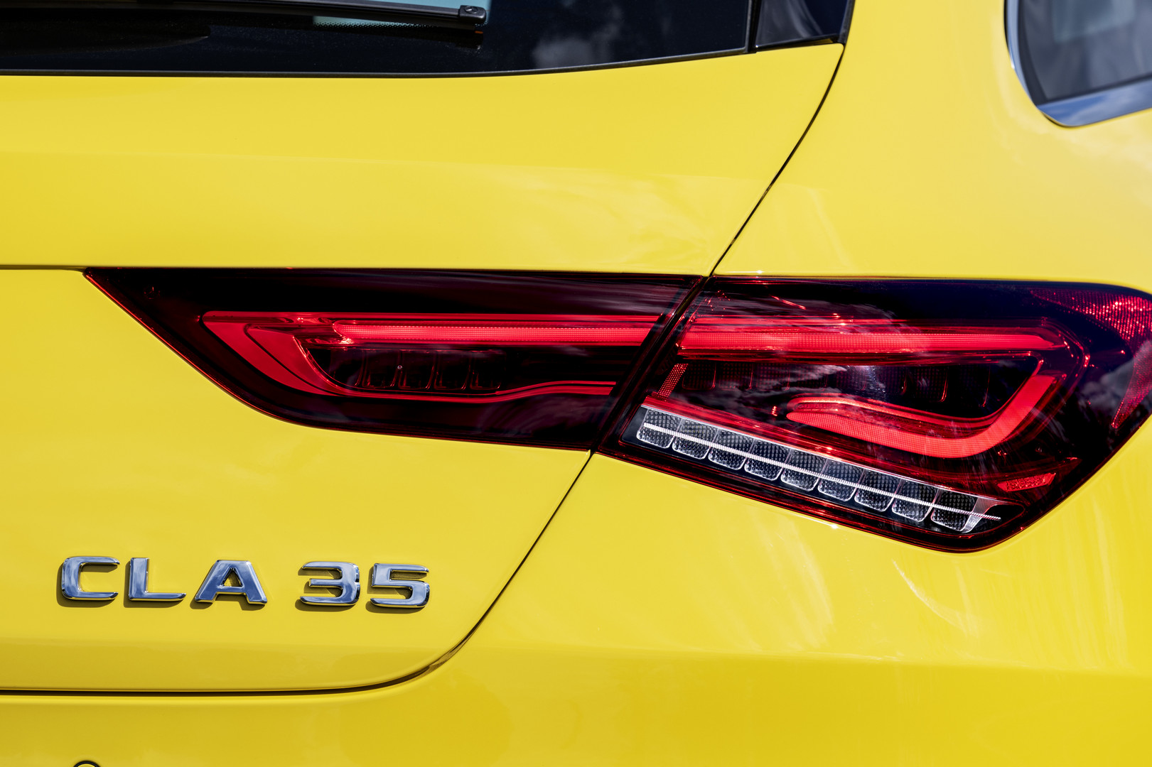 Mercedes-AMG CLA 35 Badge