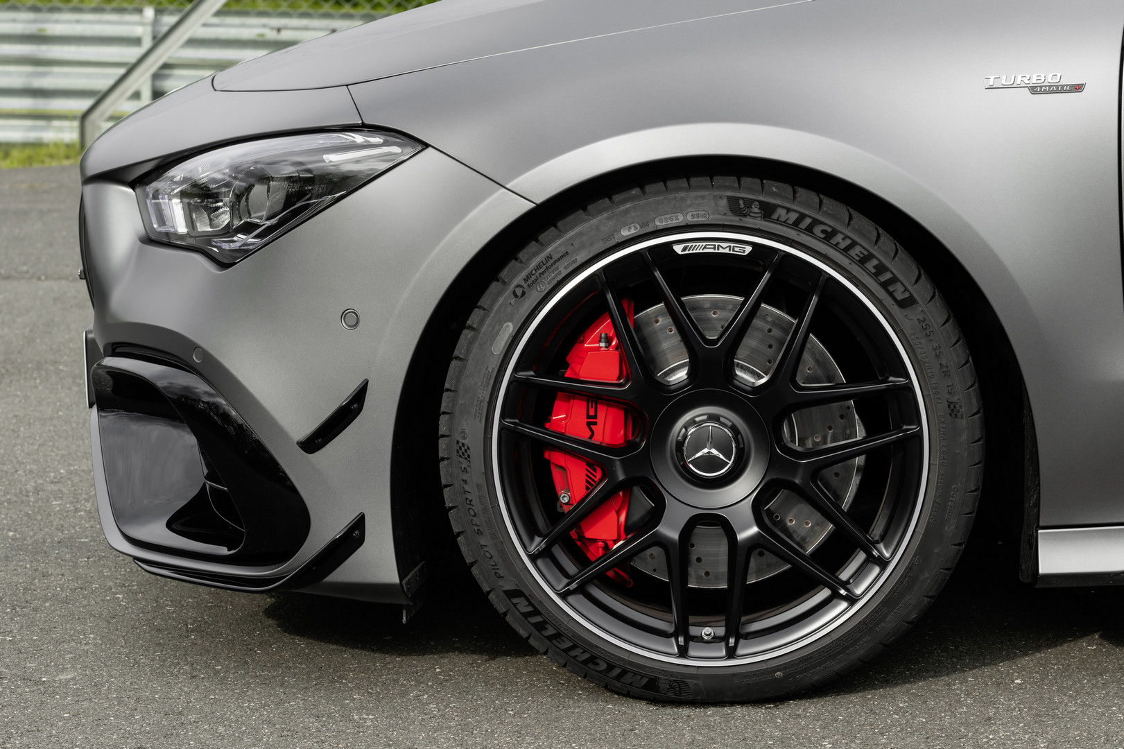 Mercedes-AMG CLA 45 S Wheels