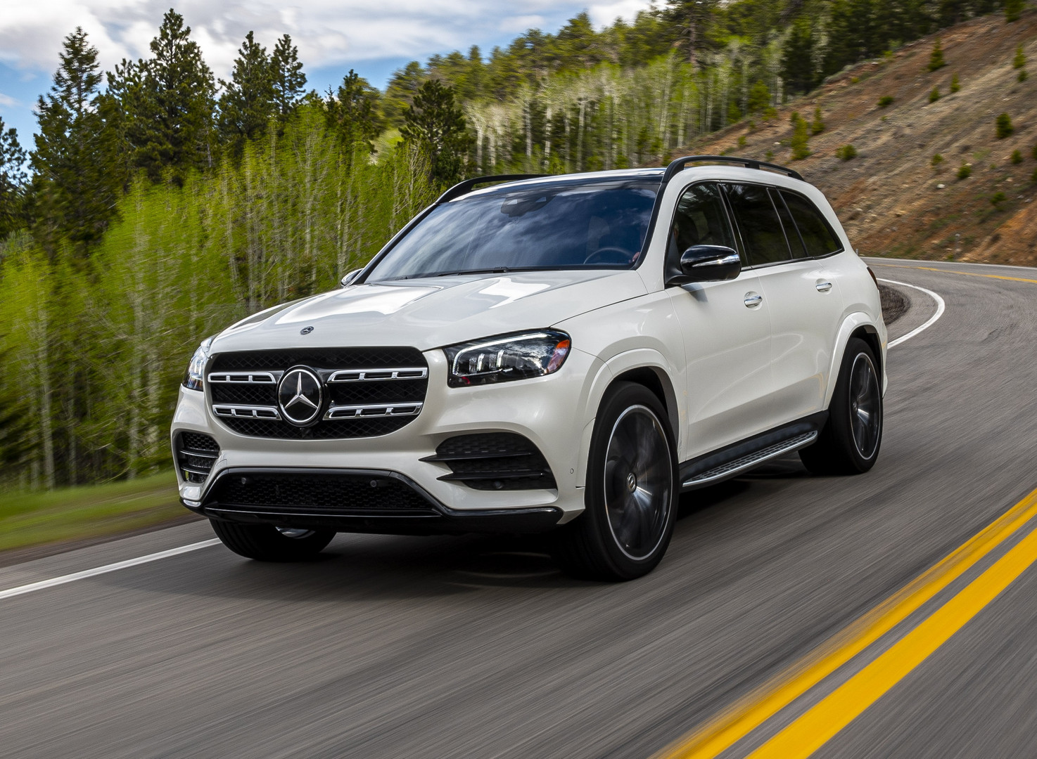 Mercedes benz gls 2020