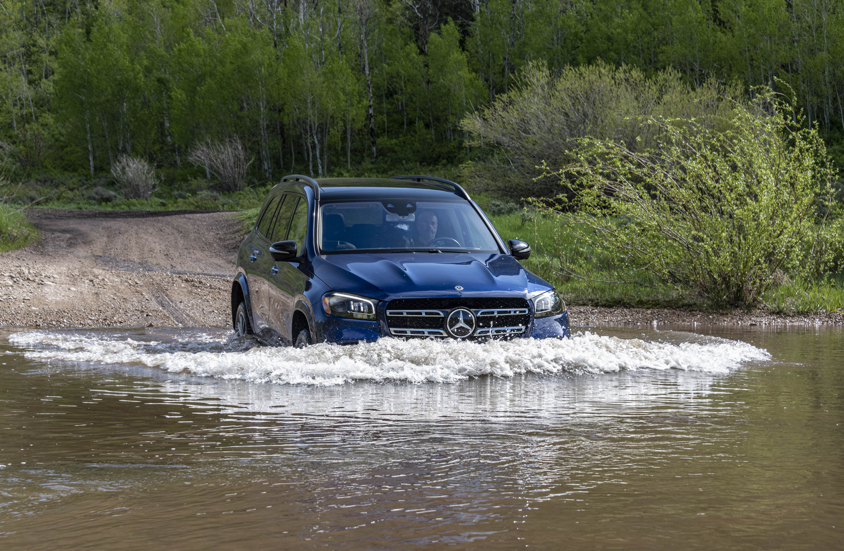 2020 Mercedes-Benz GLS River Crossing