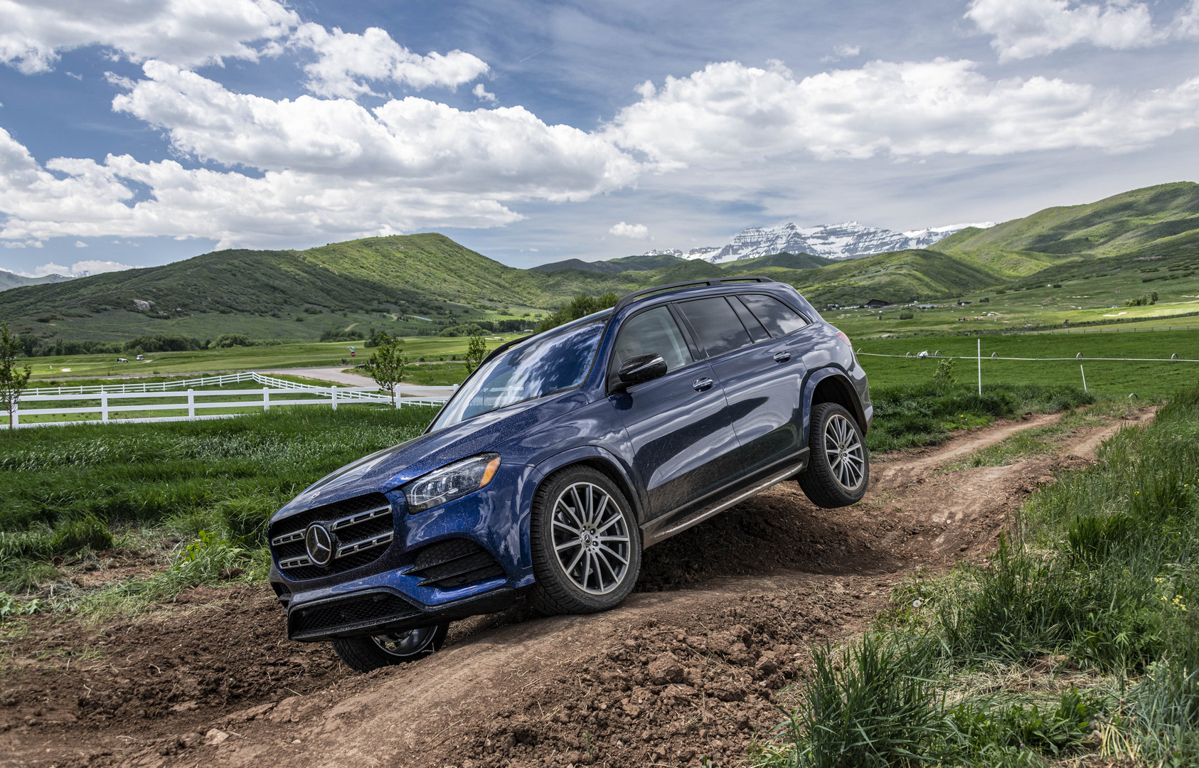Extreme Off-Road Mercedes-Benz GLS