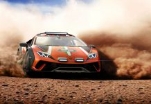 Lamborghini Huracan Sterrato Off-Road