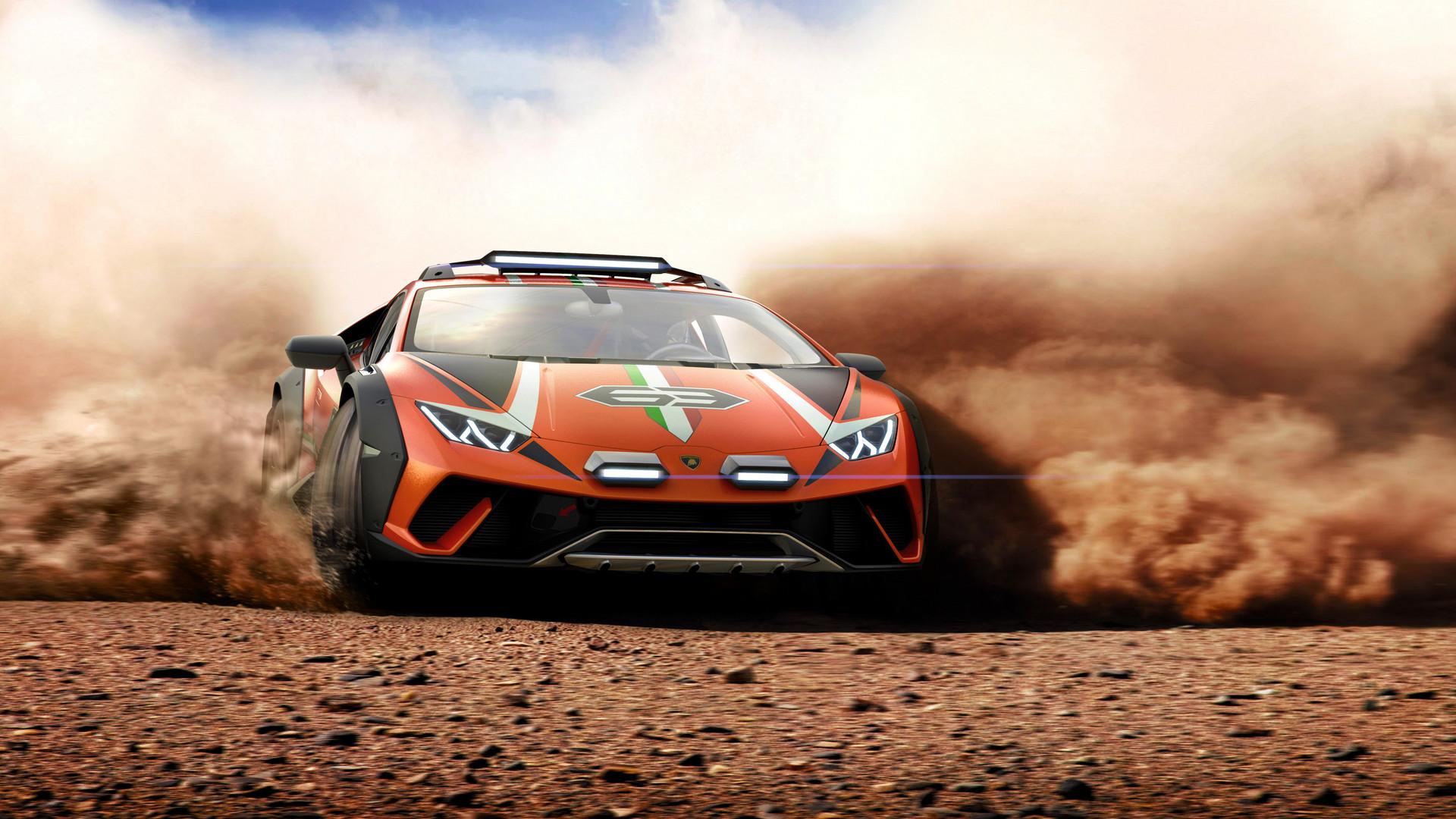 Lamborghini Huracan Sterrato Off-Road
