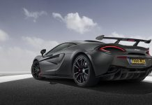 McLaren Relaunches Famed High Downforce Kit (HDK) for 570S Models