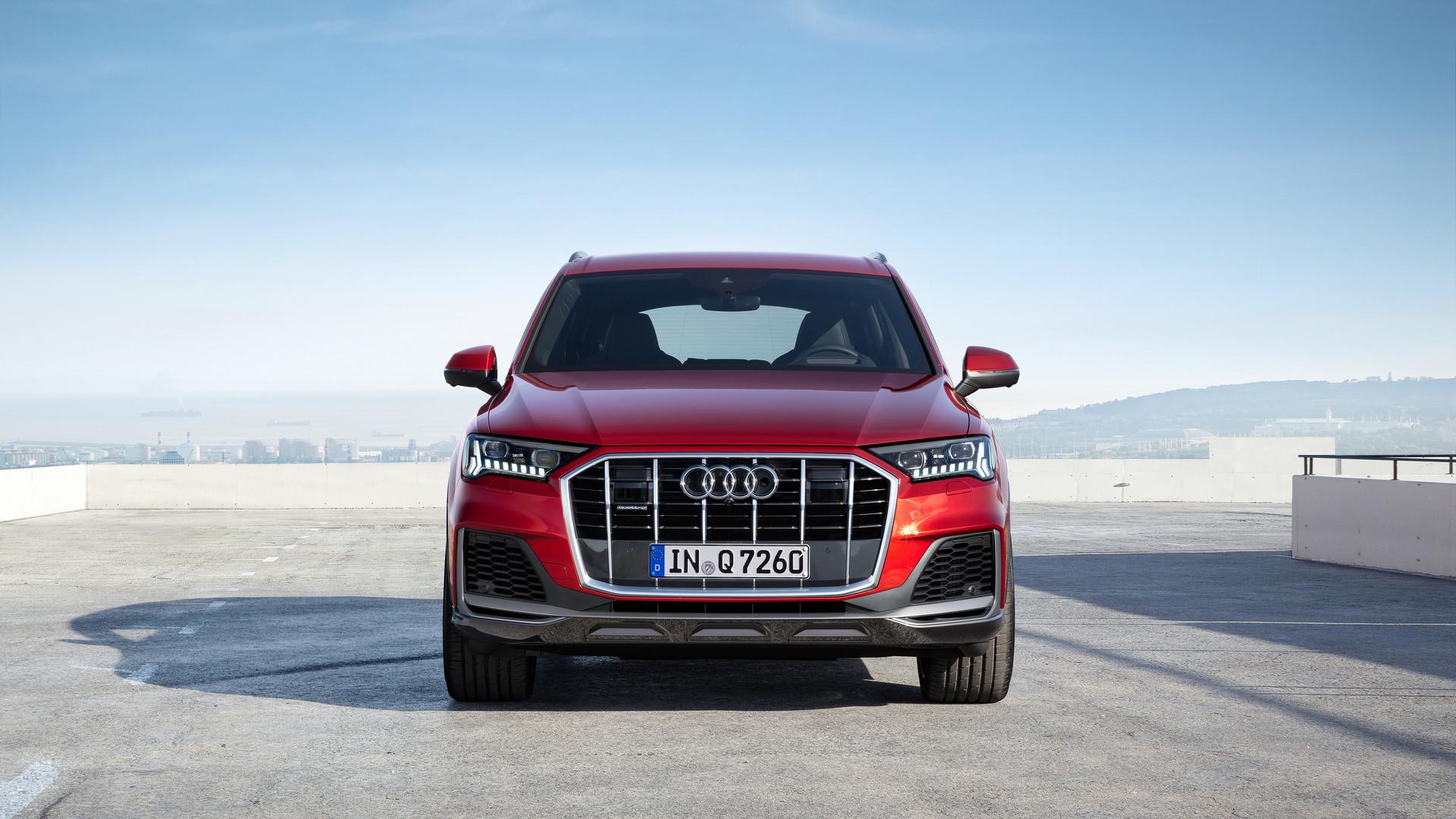 2020 Audi Q7 Review.2020 Audi Q7 Facelift Review Gtspirit
