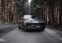 Tuned Lamborghini Urus