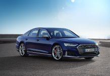 Audi S8 Official