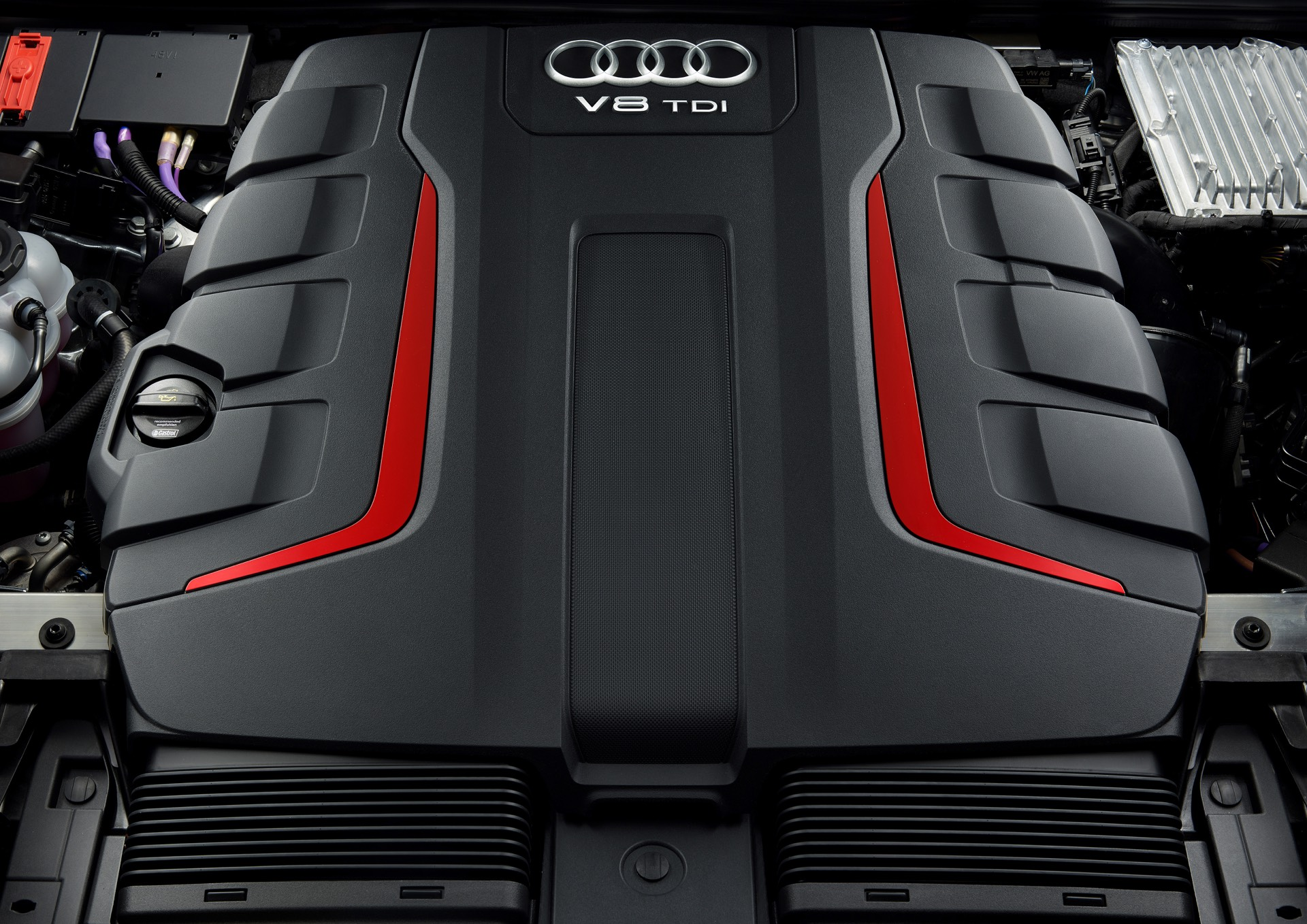 Audi SQ8 TDI Engine