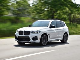 BMW X3 M Review