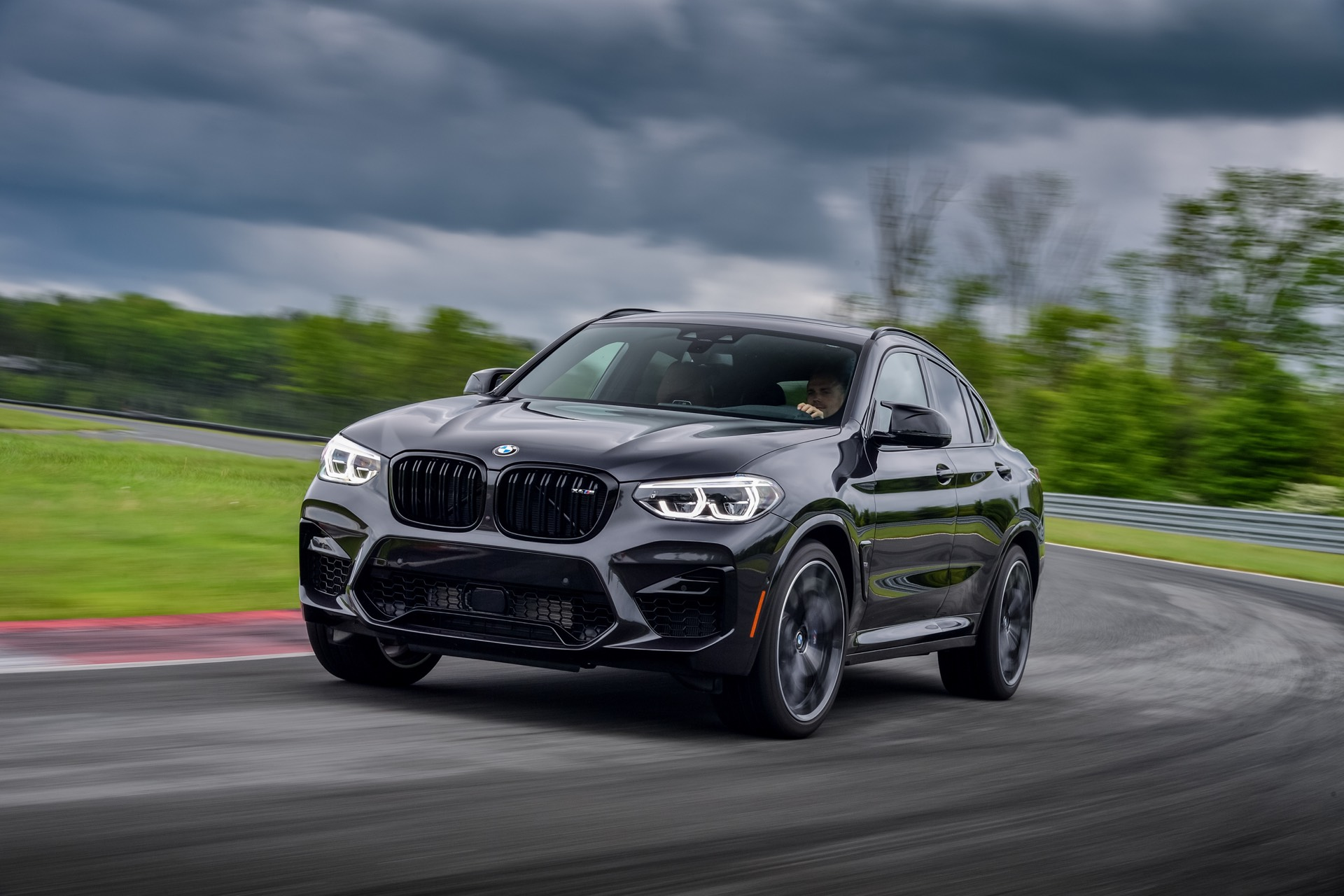 BMW X4 M Competition Review - GTspirit