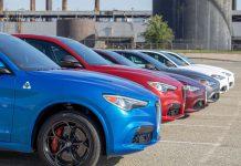 Alfa Romeo Lineup