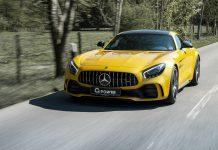 Tuned Mercedes-AMG GT R