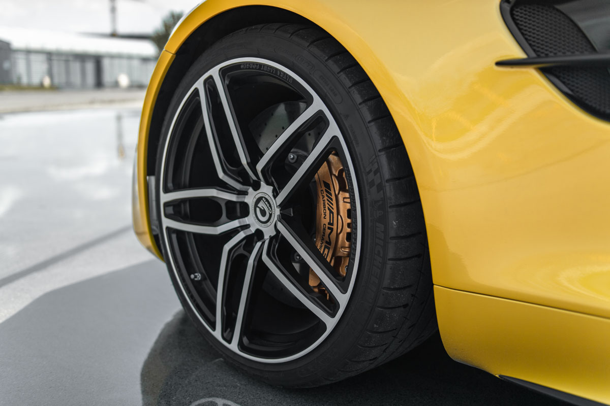 Mercedes-AMG GT R G-Power Wheels