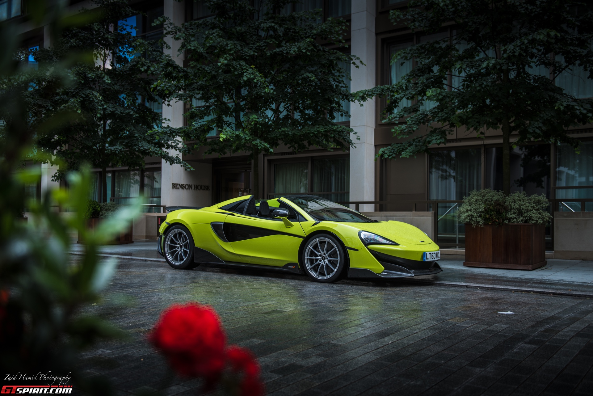 Special Report: Intoxicating Drives With The McLaren 600LT Spider