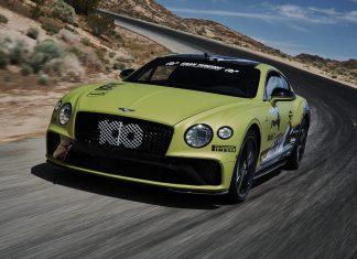 2019 Bentley Continental GT Pikes Peak