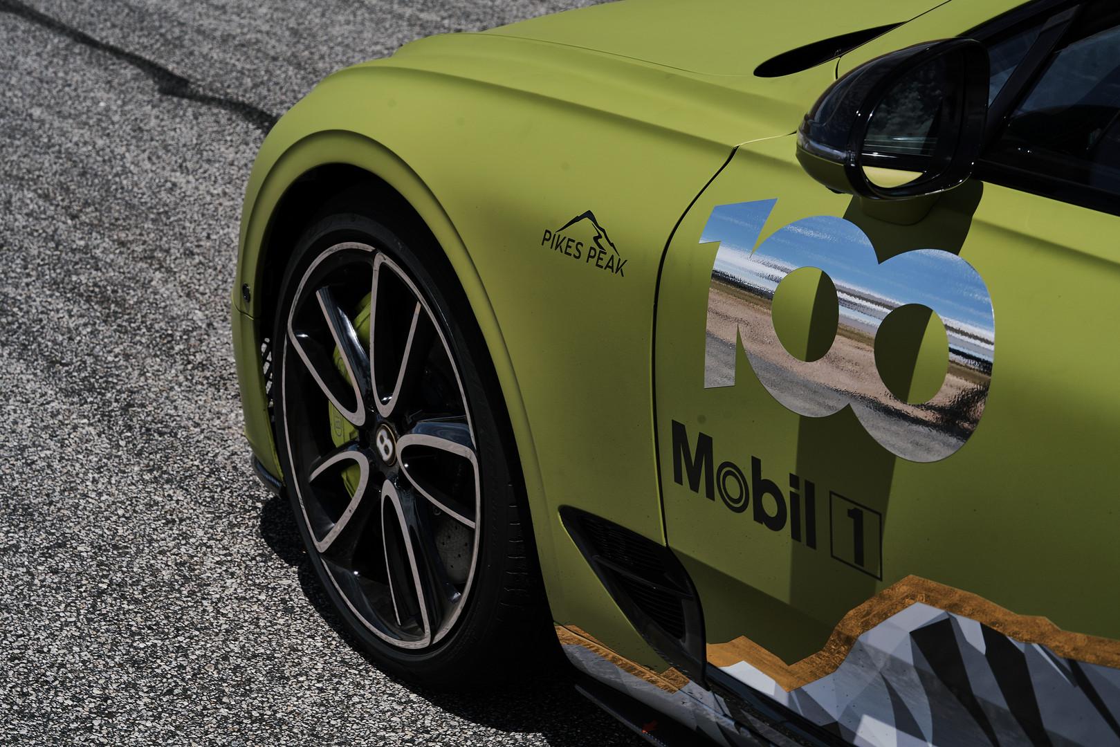 Bentley Continental GT Wheels