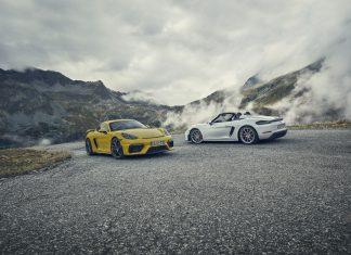 Cayman GT4 vs Boxster GT4