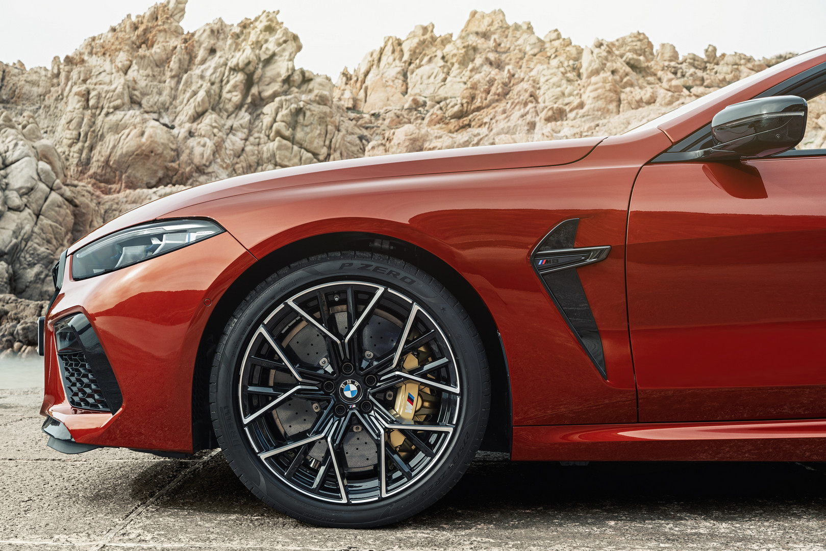 BMW M8 Competition Wheels