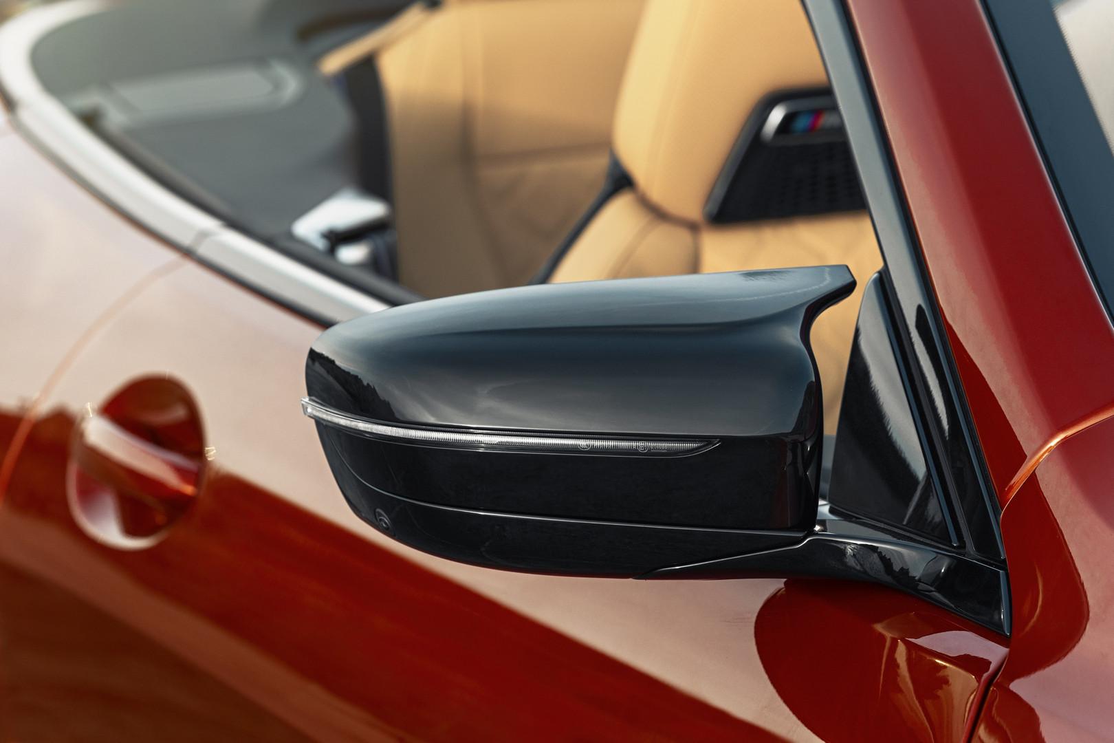 2020 BMW M8 Side Mirror