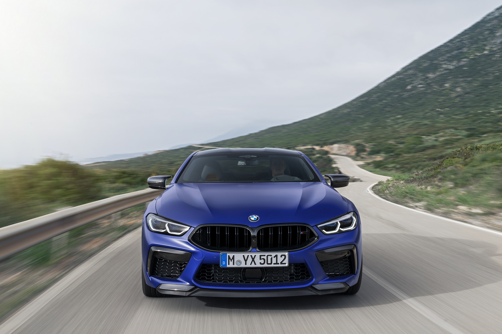 2020 BMW M8 Competition Coupe Front