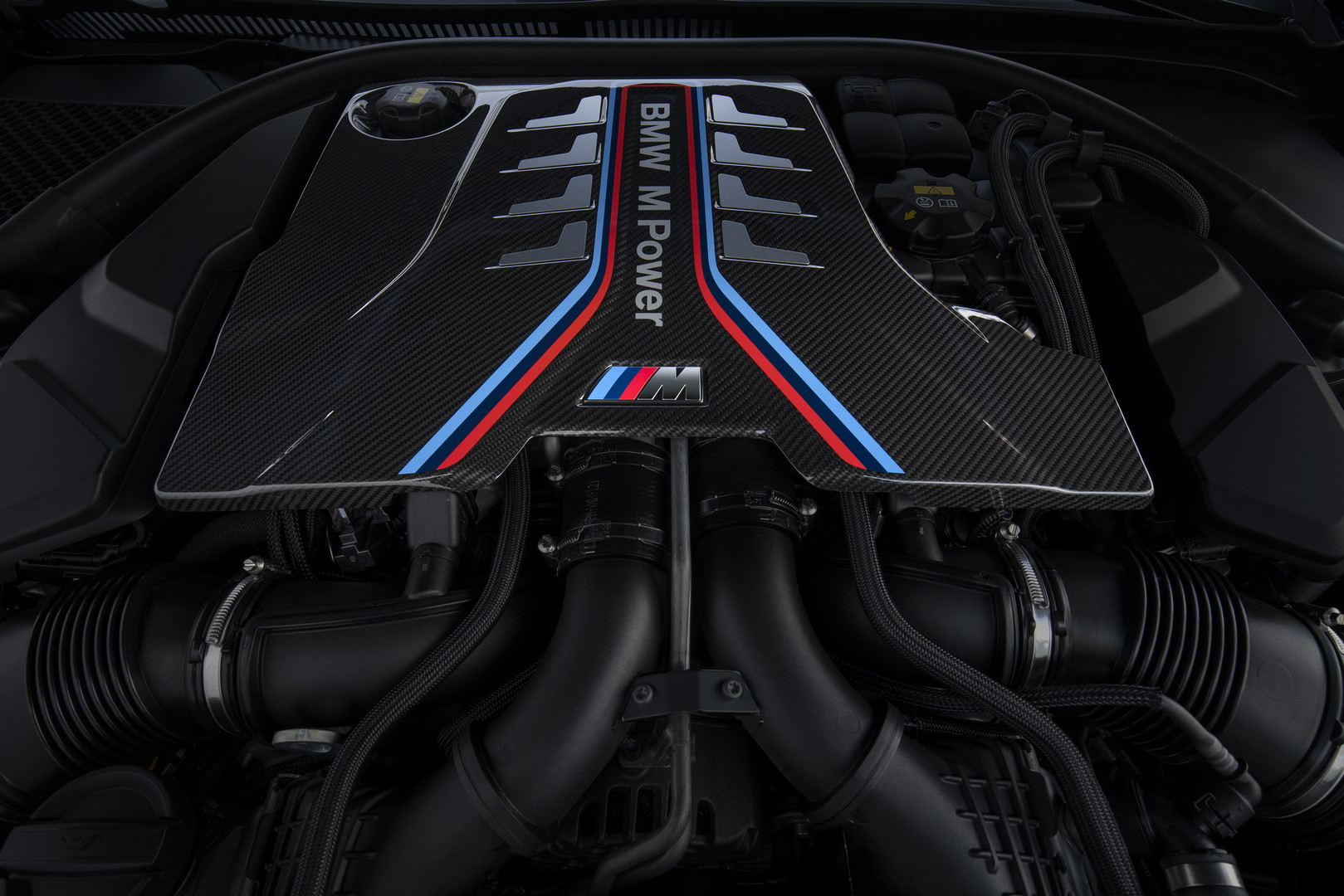 BMW M8 Competition Engine