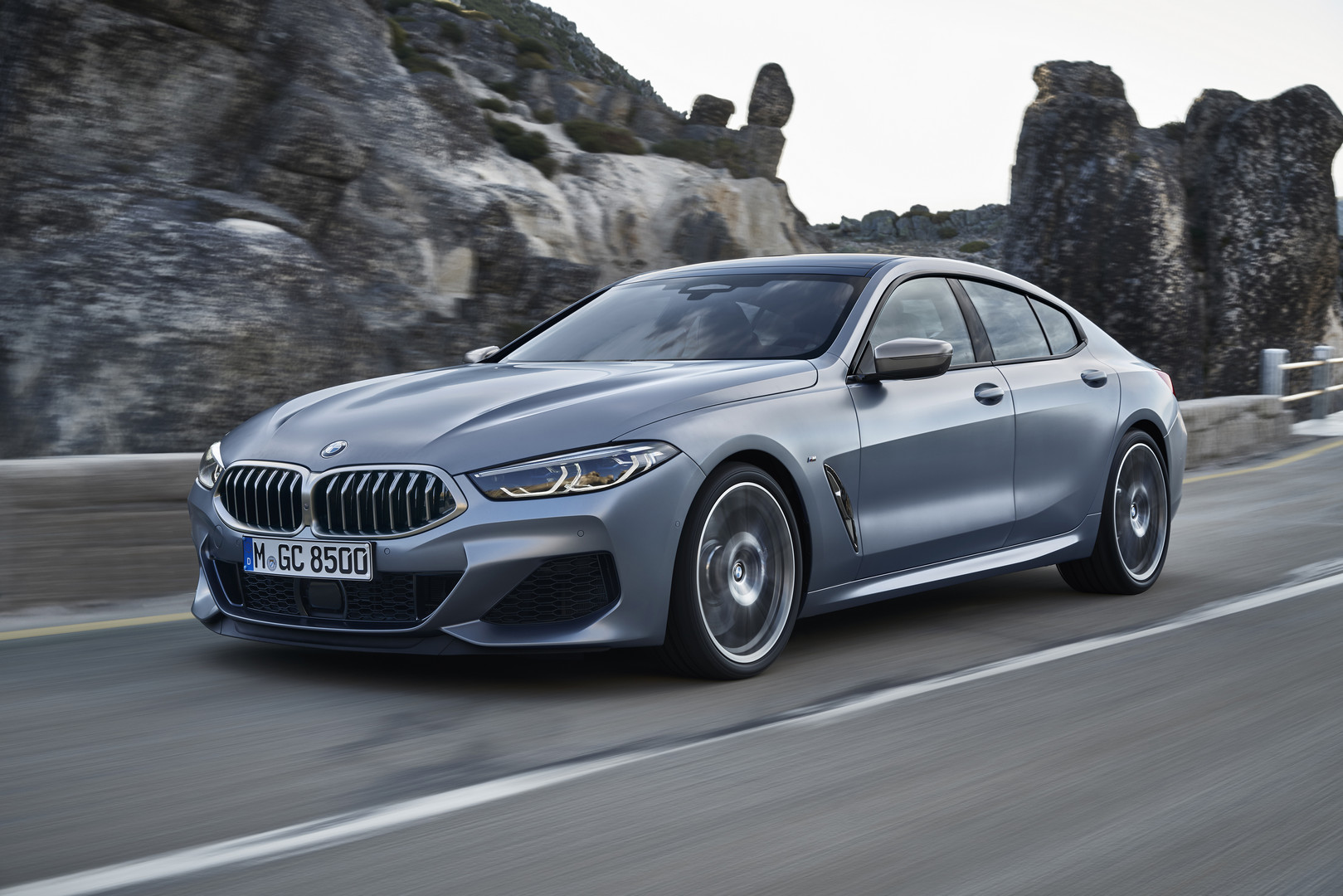 BMW 8 Series Gran Coupe Wallpaper