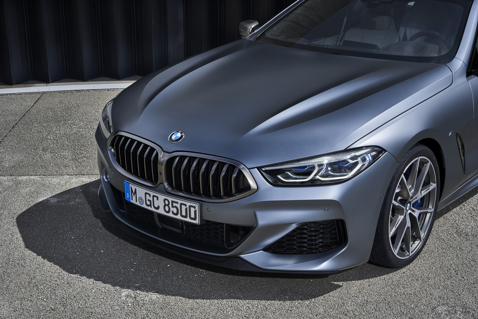 BMW 8 Series Gran Coupe Headlights