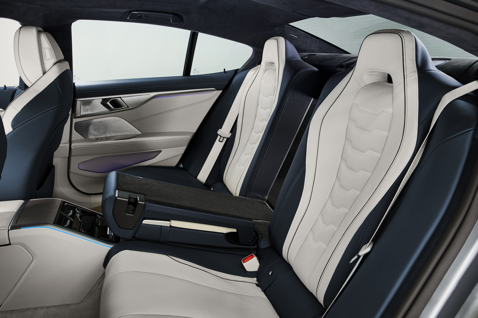 BMW 8 Series Gran Coupe Cabin