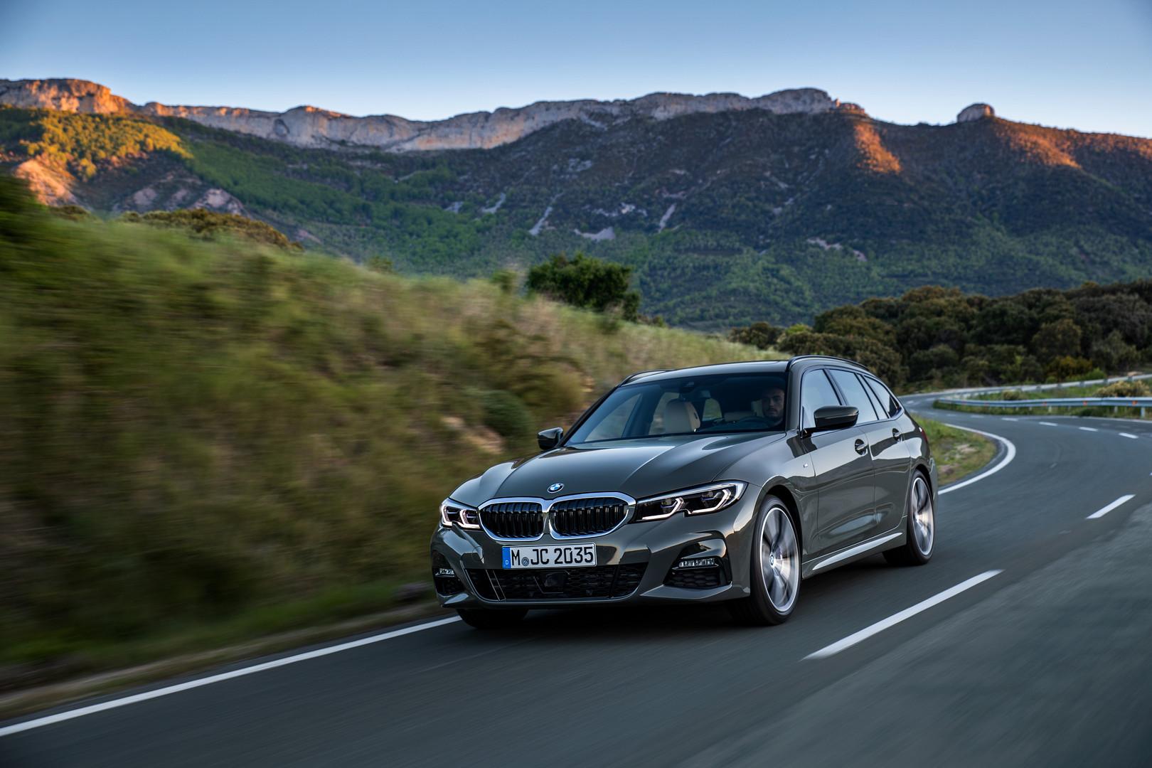 2020 BMW G21 3 Series Touring is Here - GTspirit