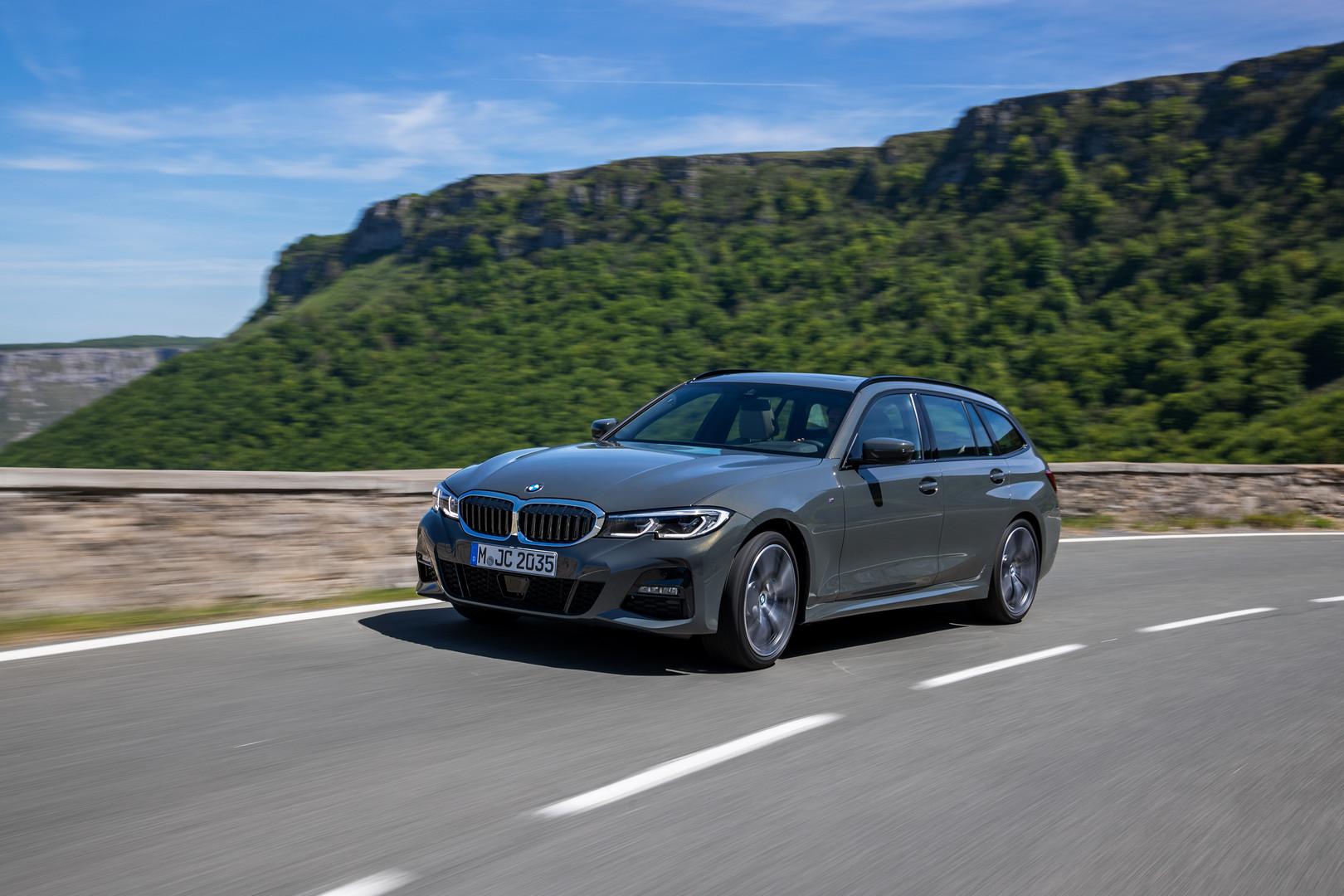 2020 BMW 3 Series Touring Wallpaper