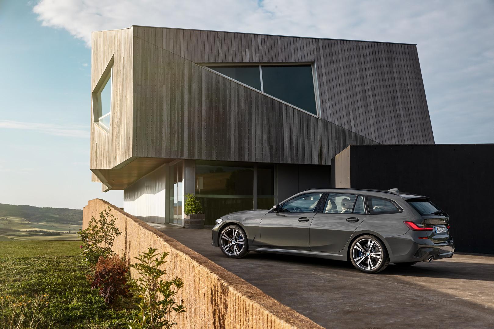 2020 BMW G21 Touring
