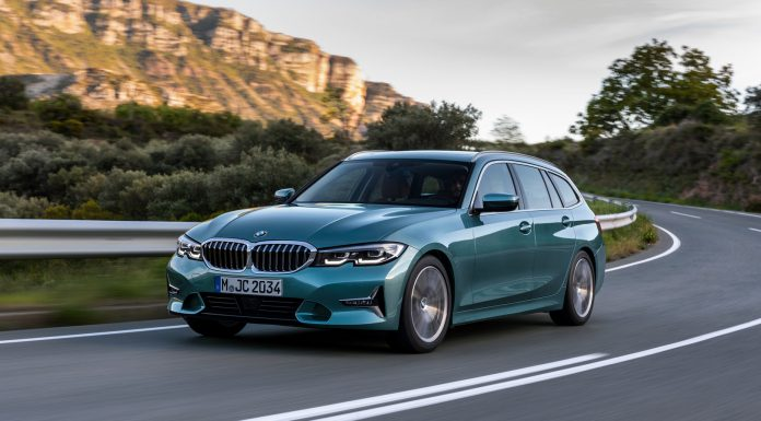 2020 BMW 3-Series Touring