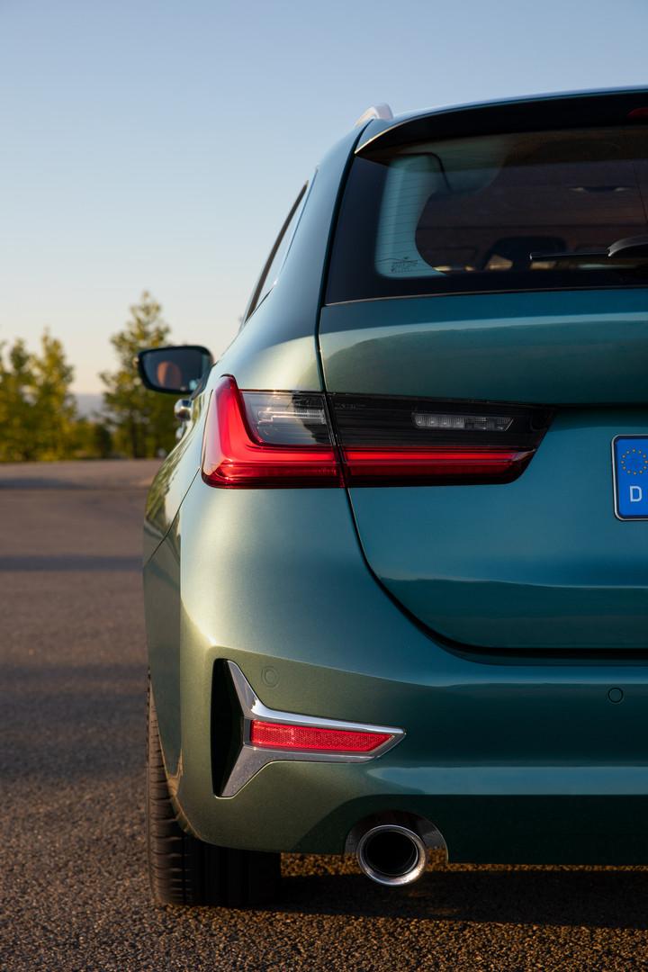 2020 BMW 3-Series Touring Rear Light