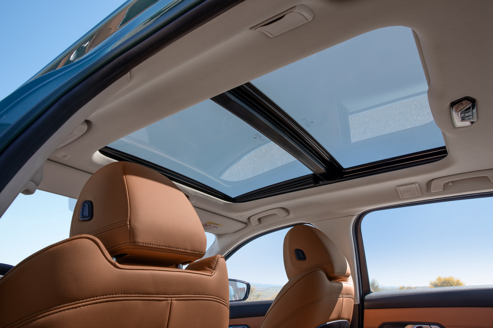 2020 BMW 3-Series Touring Sunroof