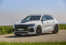 Lumma Design Audi Q8 Wallpaper