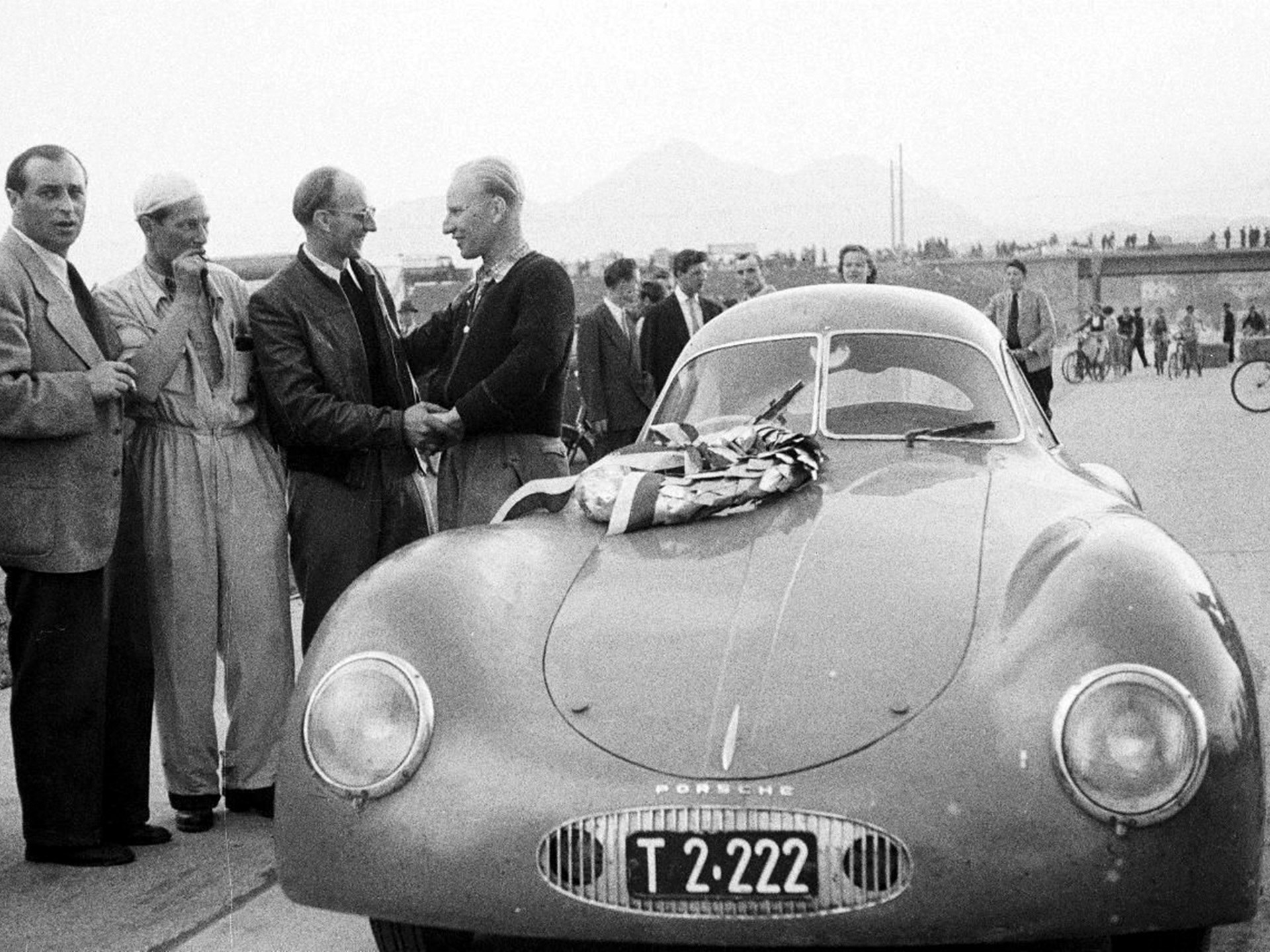 1939 Porsche Type 64 Vintage