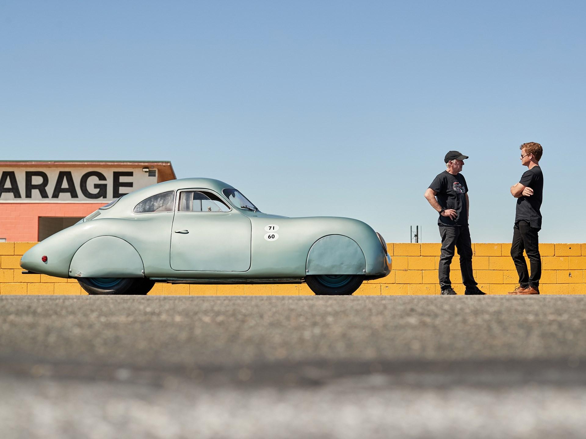 1939 Porsche Type 64 Wheels