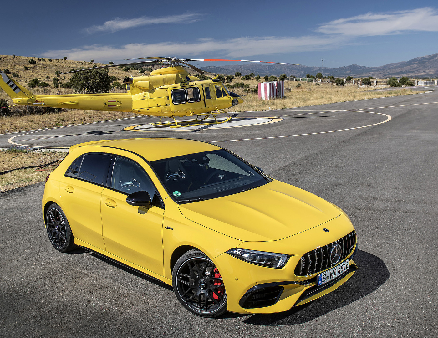 2020 A45 S AMG Specs