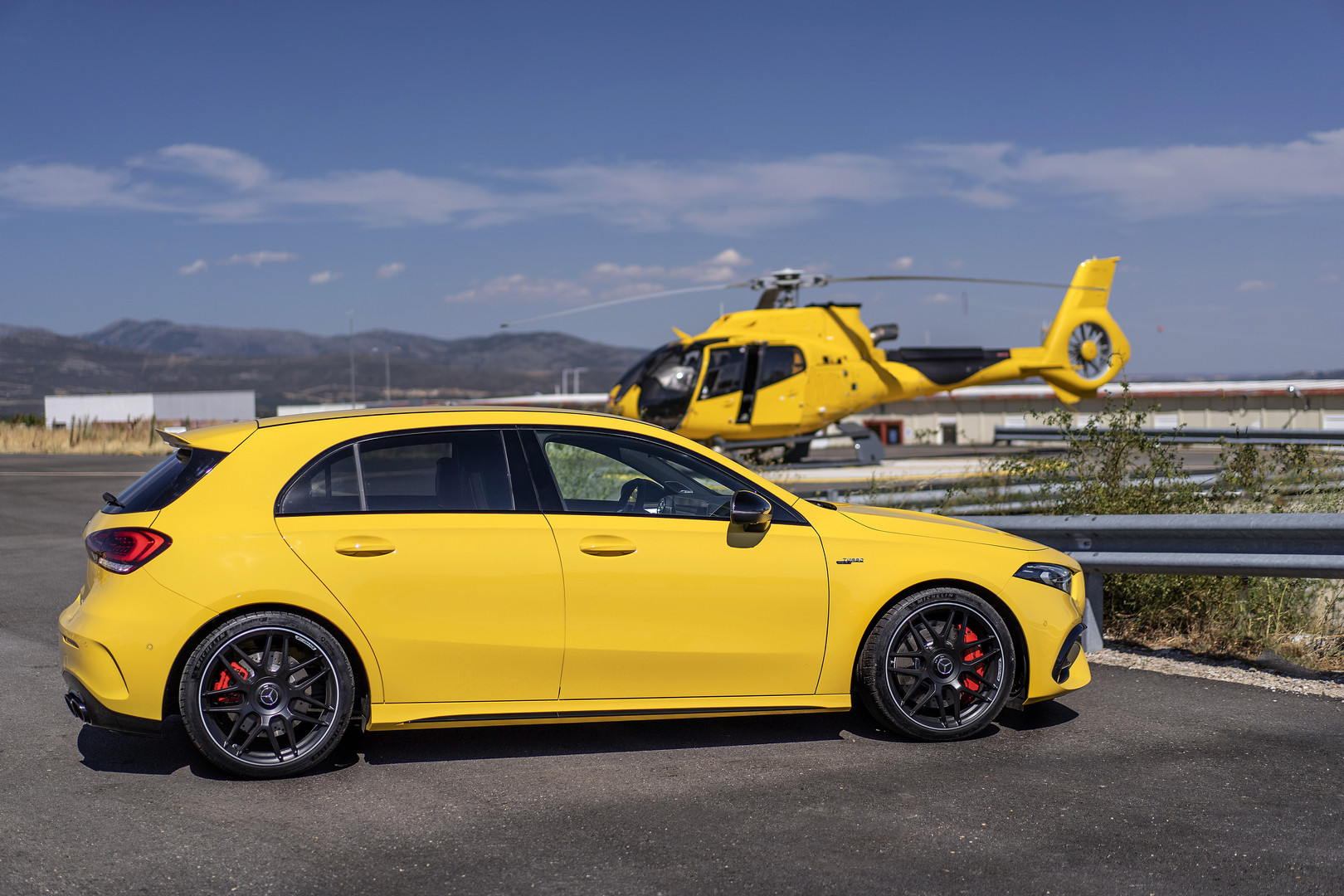 2020 A45 S AMG Price