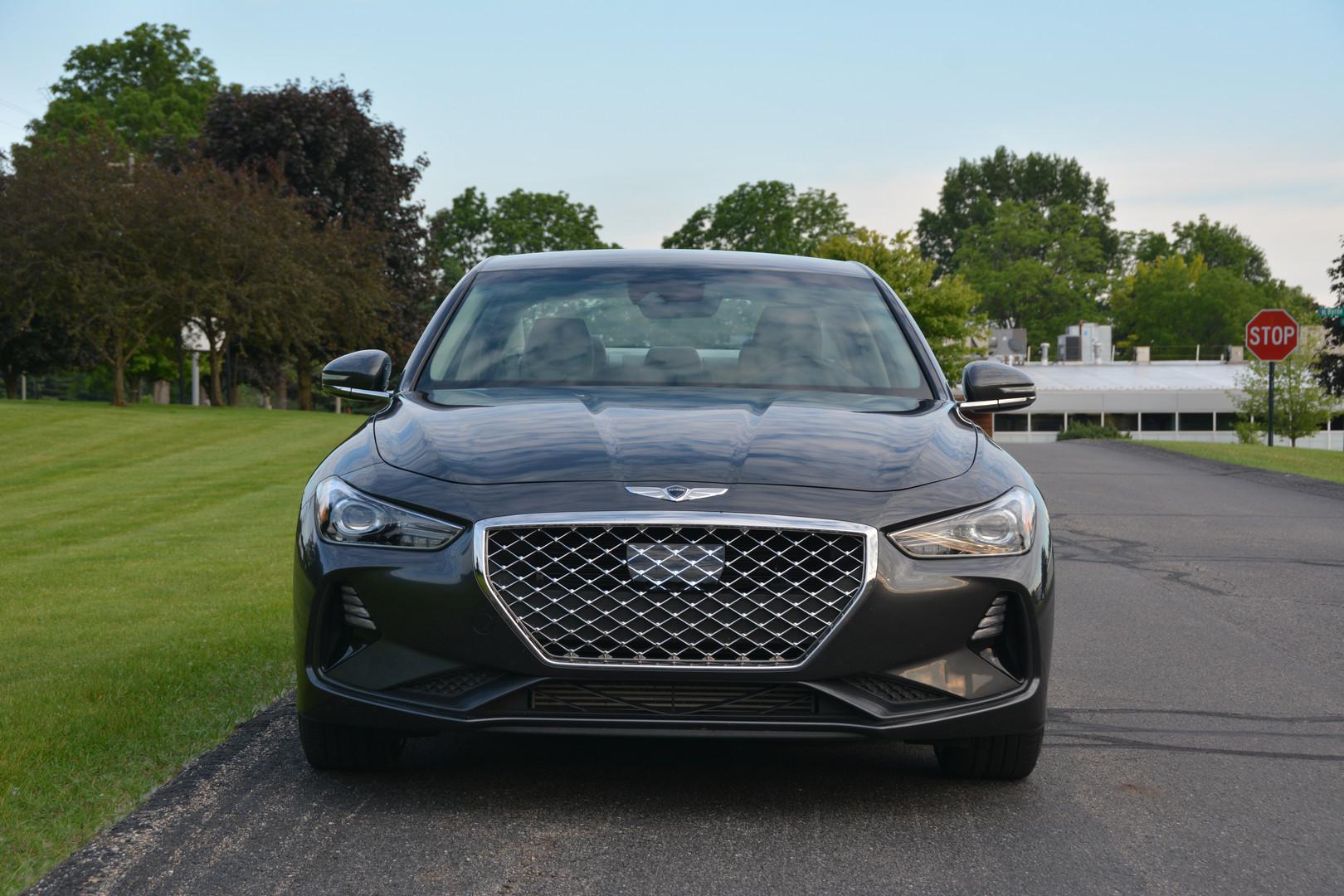 2019 Genesis G70 Front