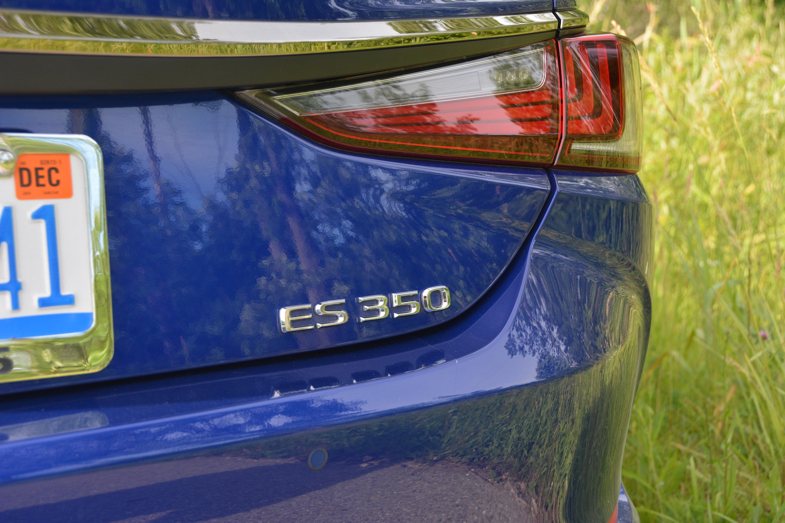 2019 Lexus ES 350 Badge