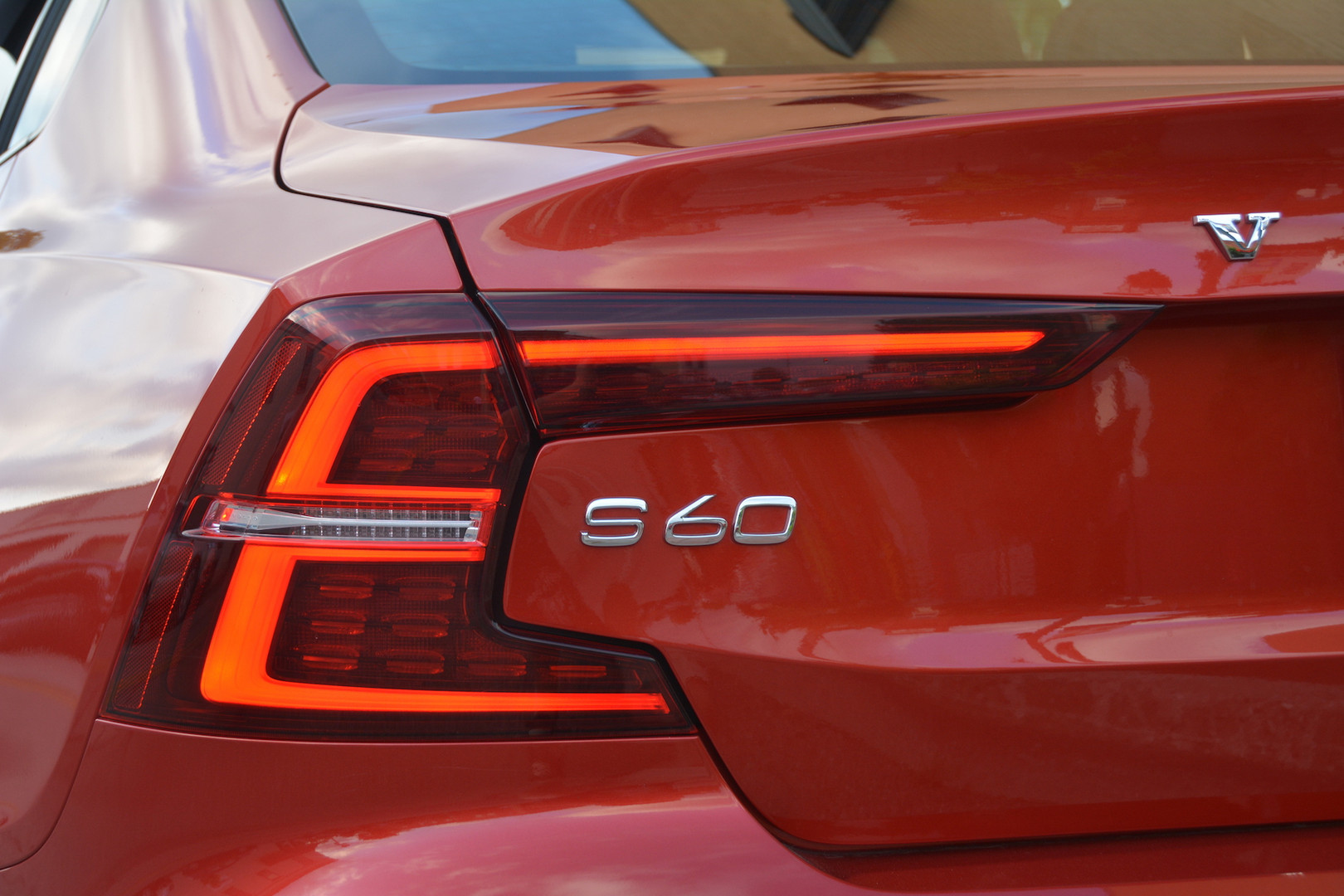2019 Volvo S60 Badge