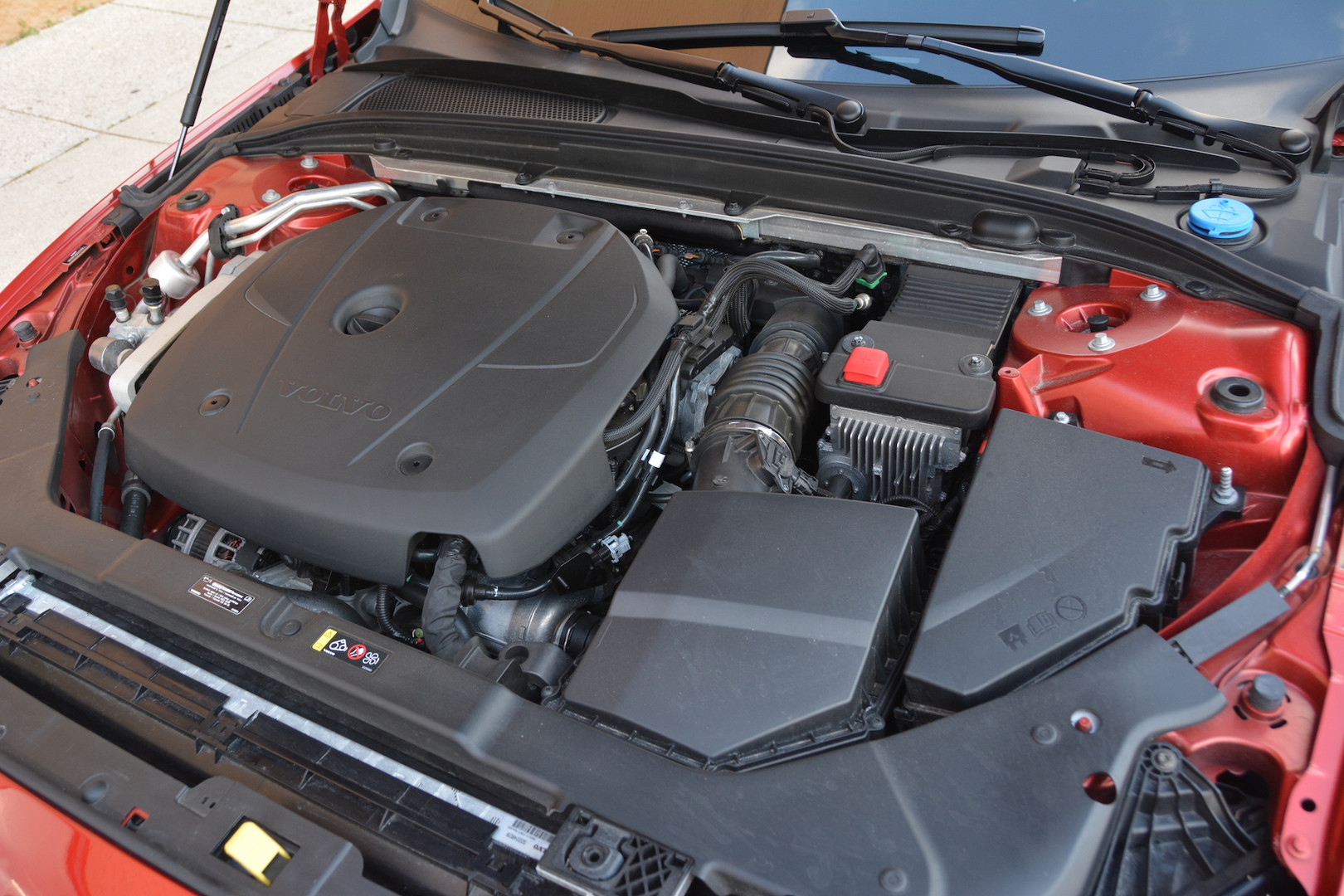 2019 Volvo S60 Engine