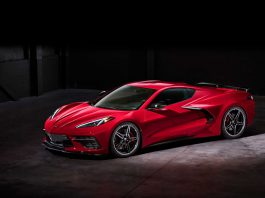 2020 Chevrolet Corvette C8 Price