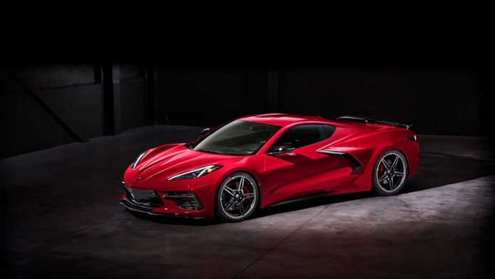 2020 Chevrolet Corvette C8 Price